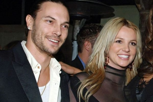 Britney Spears And Kevin Federline 2006