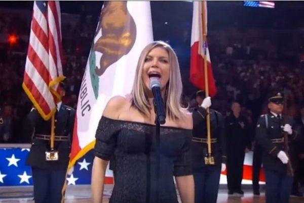 Fergie Anthem
