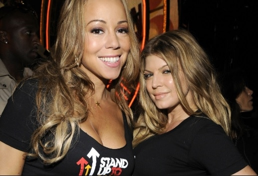 Photo of Mariah Carey consola Fergie per la figuraccia fatta