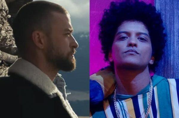 Bruno Mars commenta Superbowl