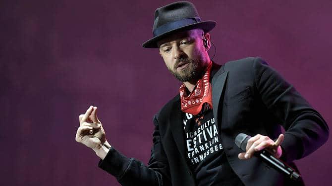 Photo of Justin Timberlake: cifre da capogiro per i pre-sale del Tour