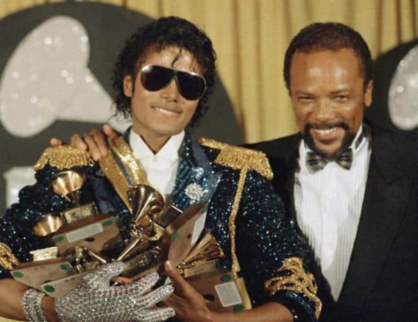quincy jones contro michael