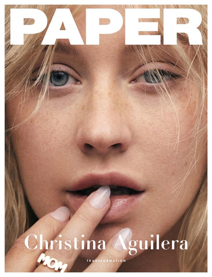 Aguilera Paper Magazine