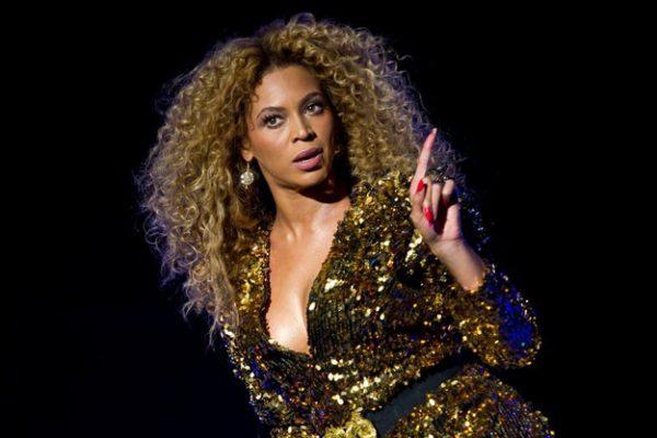Beyonce Angry