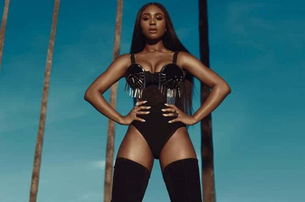 Normani Kordei Press Photo By Brendan Forbes 2018 Billboard 1548
