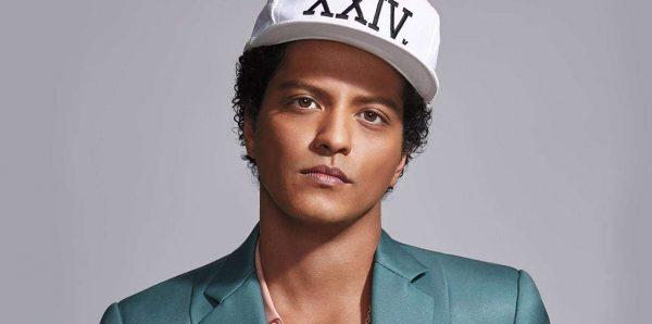 C Bruno Mars Bangkok