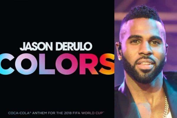 Derulo Colors Traduzione