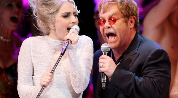 Lady Gaga Canta Your Song Elton John