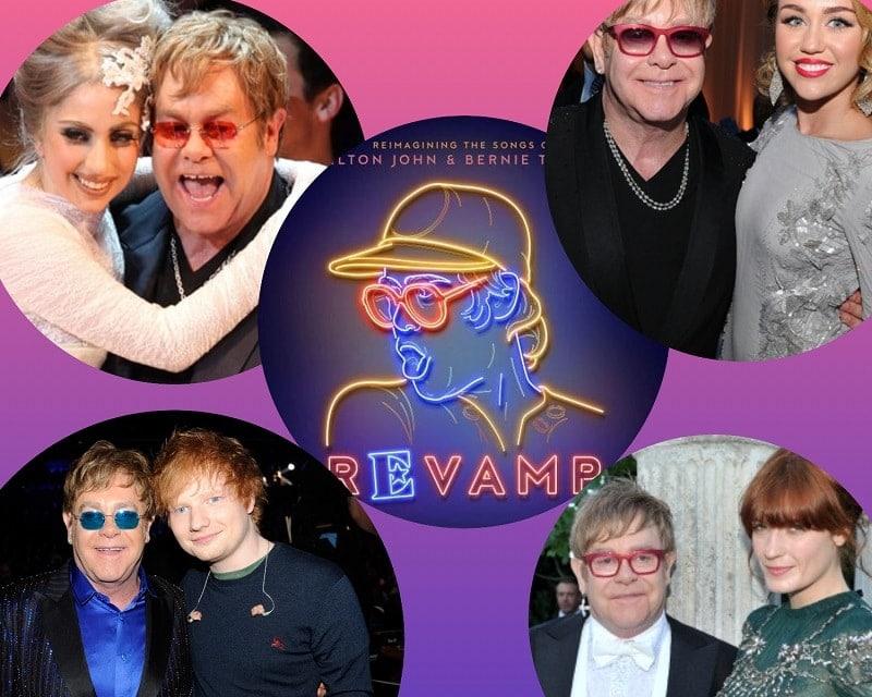 """Photo of """"Revamp"""", album tributo a Elton John ricco di stelle della musica!"""