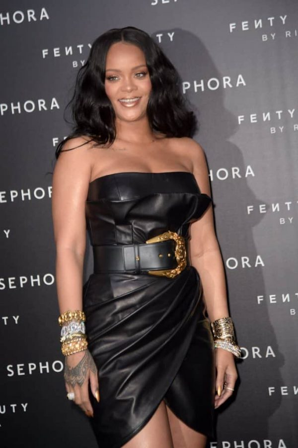 Rihanna Fenty Beauty Milan