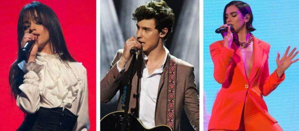 Camila Shawn Dua Billboard Music Awards