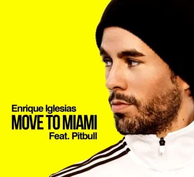 Photo of Enrique Iglesias & Pitbull, ecco il singolo Move to Miami