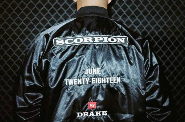 scorpion nuovo album drake