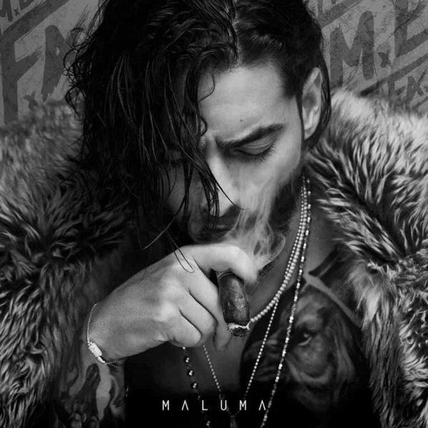 F.a.m.e Maluma Tracklist