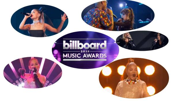 Esibizioni Pagelle Billboard Music Awards 2018
