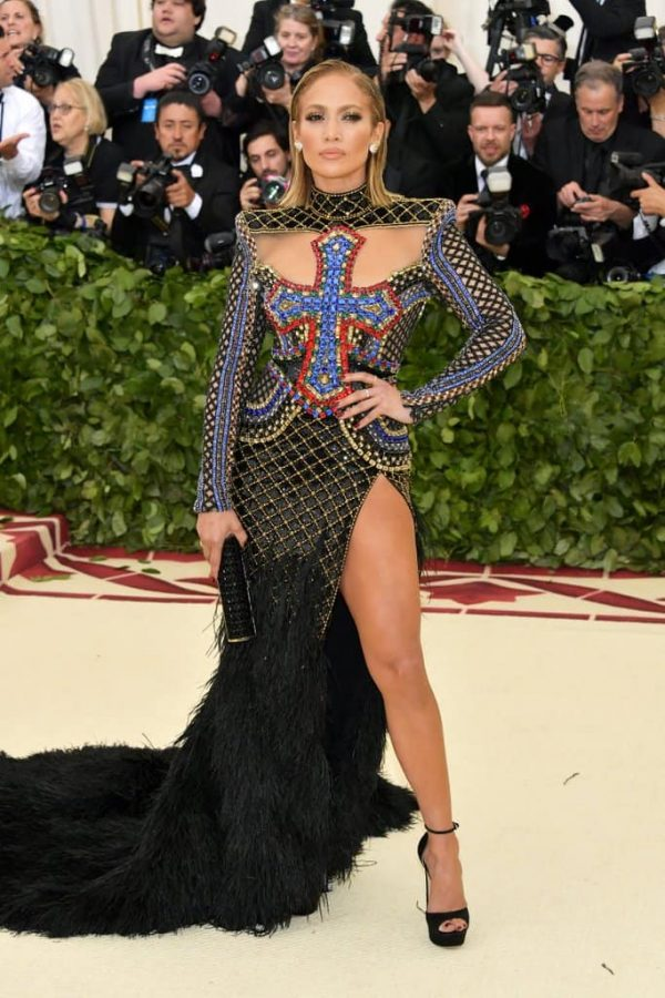 Jennifer Lopez Met Gala Dress 2018