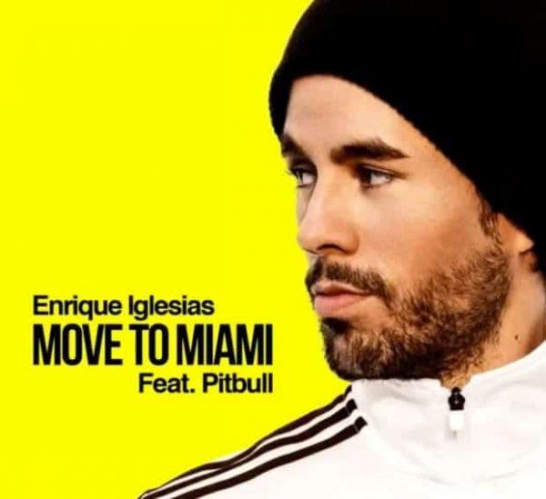 Enrique Iglesias Move To Miami