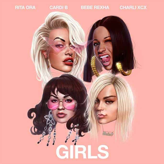 "Photo of Kehlani critica il testo di ""Girls"", Rita Ora costretta a scusarsi"