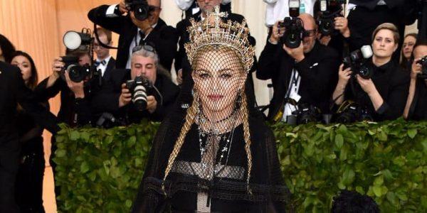 Madonna Inedito Met Gala