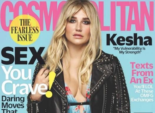 Kesha Cosmopolitan