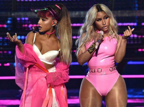 Nicki Ariana ancora insieme