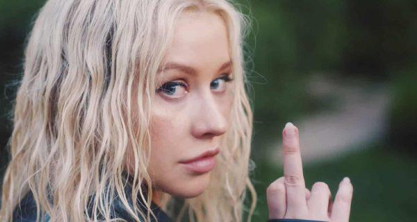 Christina Aguilera WHere Is Maria