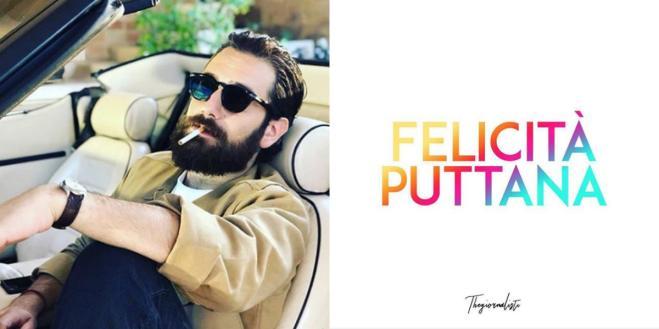 Photo of Testo Felicità Puttana – Thegiornalisti