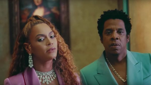 The Carters Reazioni dal Web