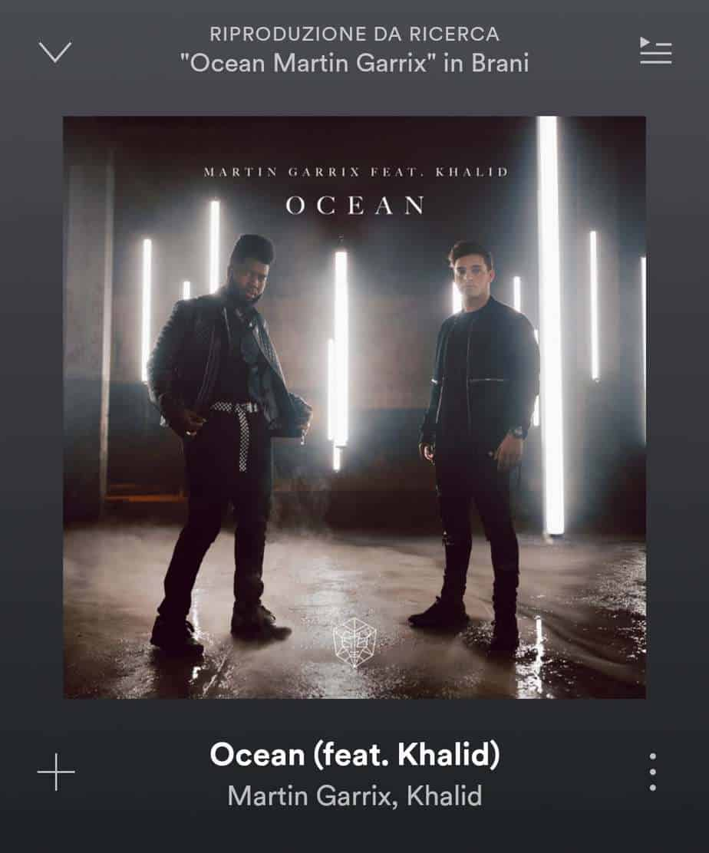 Photo of Traduzione testo Ocean – Martin Garrix ft. Khalid