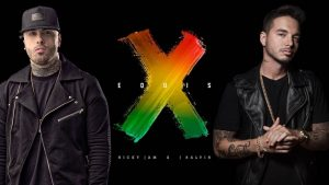 X Remix Nicky Jam Maluma