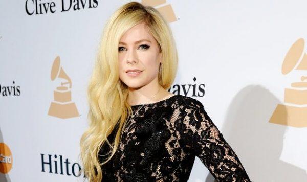 Avril Lavigne Pre Grammys 2016 Billboard 1548 0