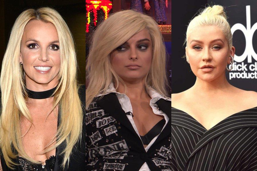 Photo of Bebe Rexha si confronta con Britney Spears e Christina Aguilera