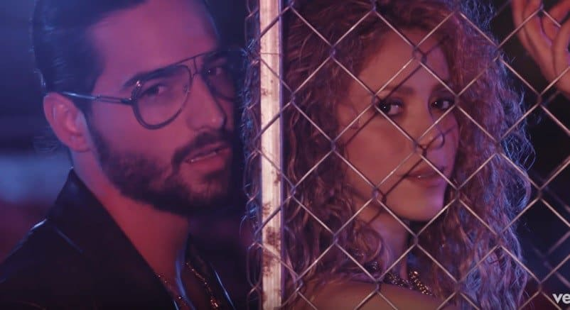 Photo of Shakira e Maluma: coppia super sexy nel video di Clandestino