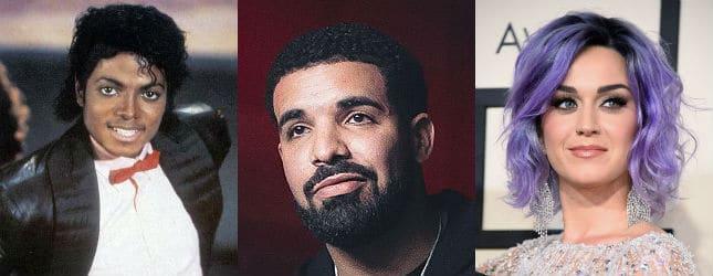 Photo of Forbes: Drake potrebbe battere i record di Katy Perry e Michael Jackson