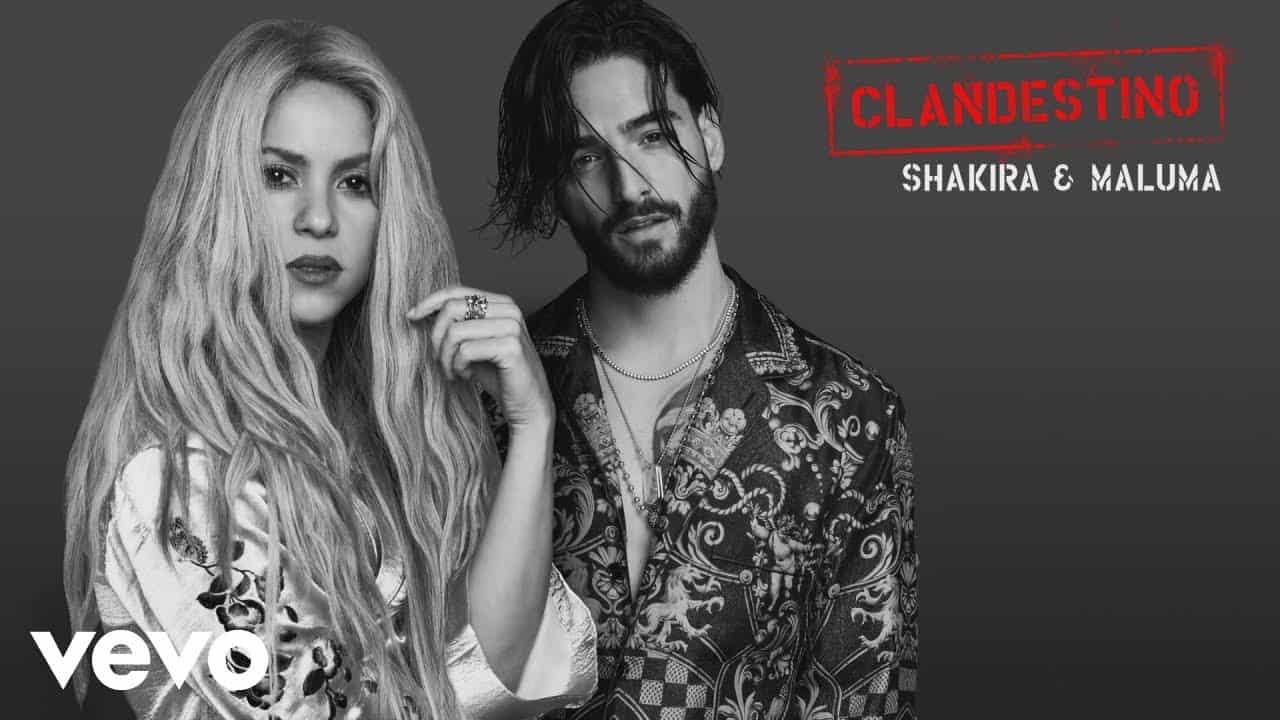 Photo of Traduzione testo Clandestino Shakira e Maluma
