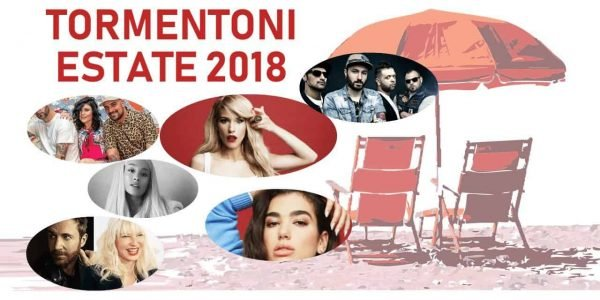 tormentoni estate 2018