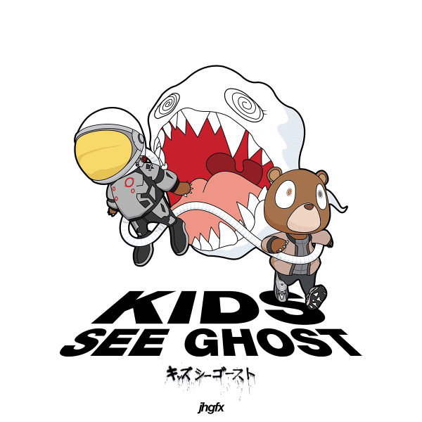 Kids She Ghost