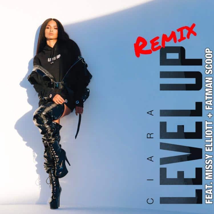 Photo of Ciara: riporta le lancette al 2005, ecco Level Up remix con Fatman Scoop e Missy Elliott