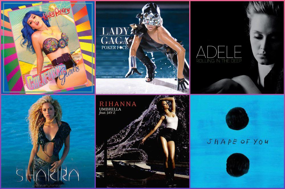 Photo of Hits 1998-2018: ecco la canzone più venduta di ogni anno!
