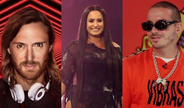 David Guetta Demi Lovato