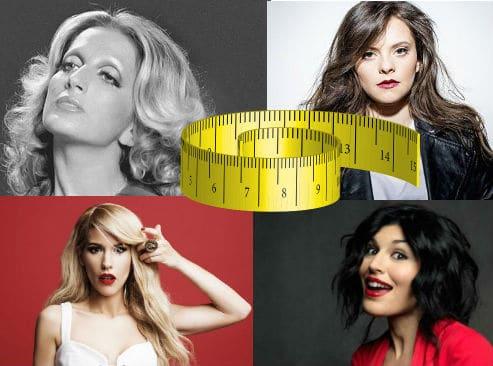Photo of Altezza cantanti Italiane: da Baby K a Giusy Ferreri, ecco quanto sono alte