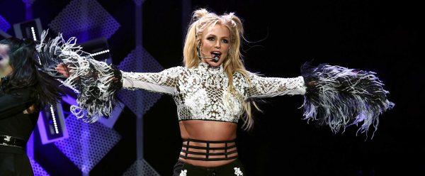 Britney Spears – 14.1 mln