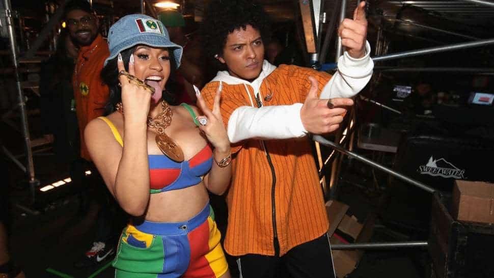 Photo of Bruno Mars: ecco chi sostituirà Cardi B nel 24k magic tour