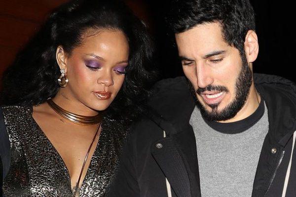Rihanna Sgrida Il suo Fidanzato
