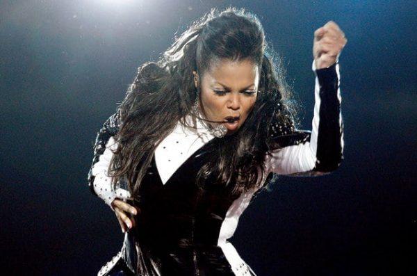 43. Janet Jackson – 11.34 mln