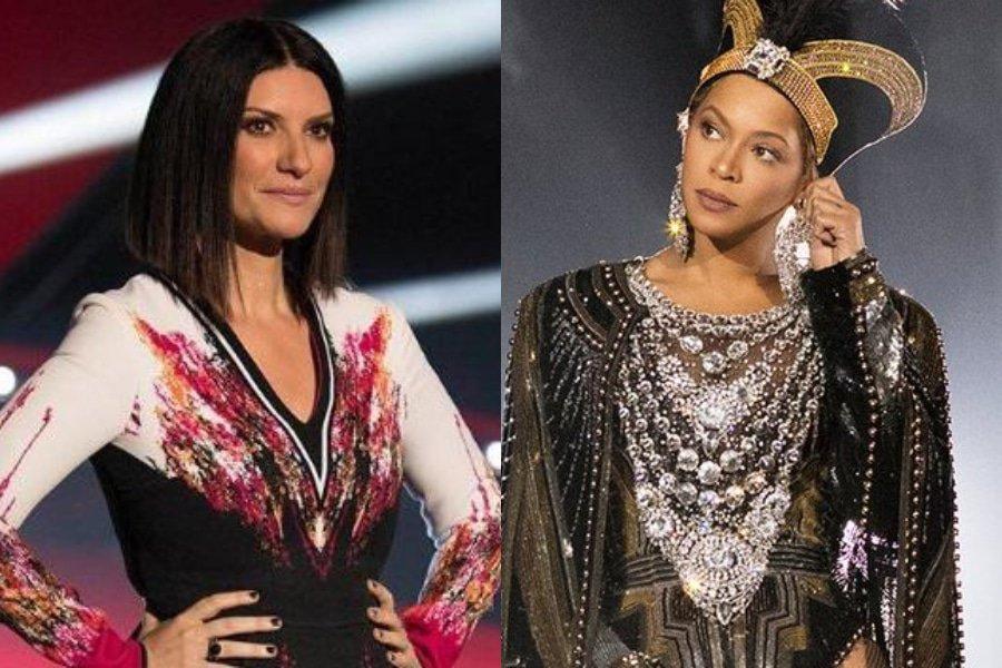 """Photo of Laura Pausini: """"Beyoncé mi fa una pippa! Lei al Colosseo? Prima gli italiani!"""""""