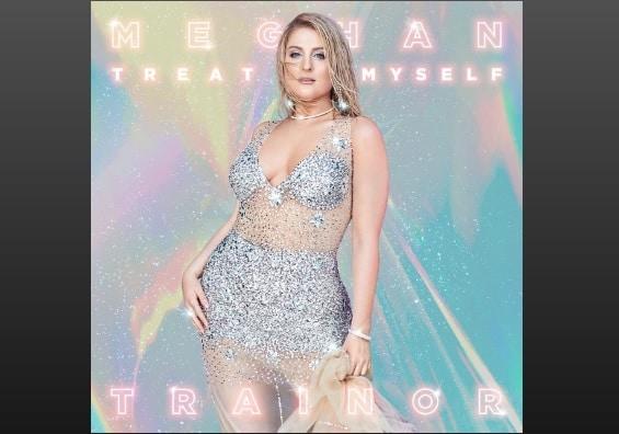Photo of Meghan Trainor lancia la title track Treat Myself