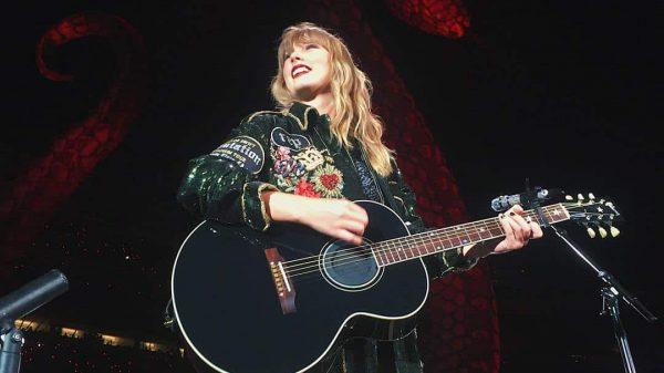 Taylor Swift – 9.3 mln