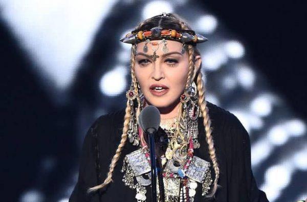 Madonna Aretha VMA polemiche