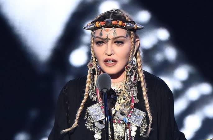 Photo of Madonna Egocentrica? Polemica sul suo discorso tributo ad Aretha Franklin
